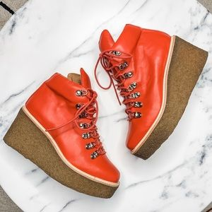 Jeffrey Campbell x FP Everest Lace-Up Boot